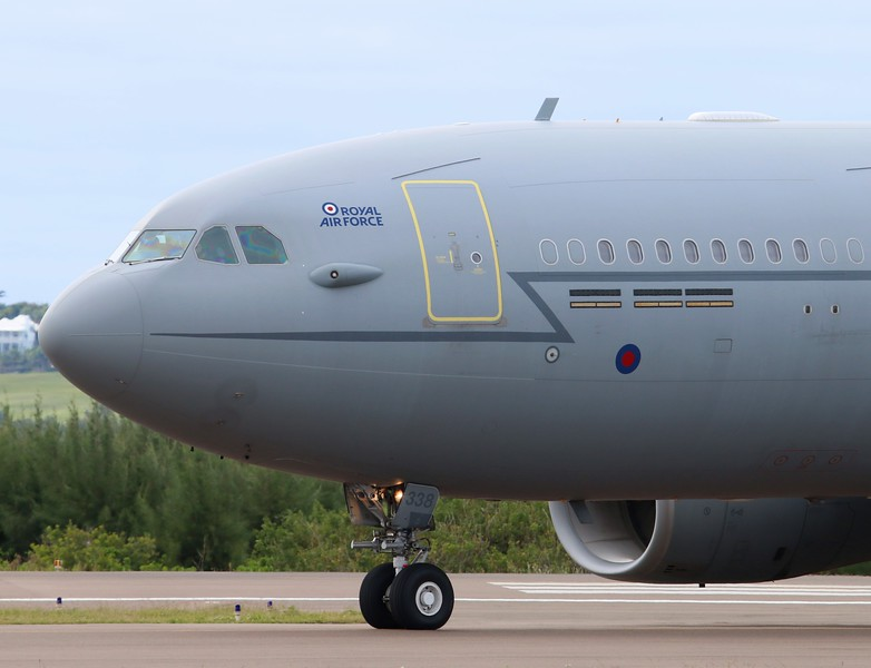 Airbus A330 Voyager Tanker [ZZ338]