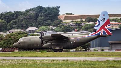 ROYAL AIR FORCE_LOCKHEED C-130J_ZH883_SWJ_061116