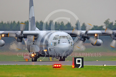 C-130Forg 00125 Lockheed C-130 Hercules Royal Netherlands Air Force by Peter J Mancus