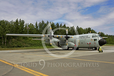 C-130Forg 00071 Lockheed C-130 Hercules Royal Thai Air Force by Paul Ridgway