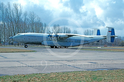 Antonov An-22 Antheus Cock 00003 Antonov An-22 Antheus Cock Russian Air Force RA-08836 April 1993 via African Aviation Slide Service