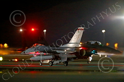 F-16Forg 00007 A static Singapore Air Force Lockheed F-16 Viper jet fighter awaits take-off clearance for a Red Flag mission Nellis AFB 7-2014 military airplane picture by Peter J Mancus