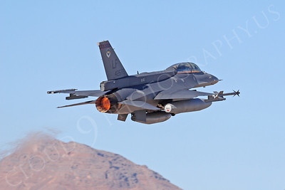 AB - F-16Forg 00050 Lockheed Martin F-16 Fighting Falcon Signapore Air Force 425 FS Nellis AFB by Tim Wagenknecht