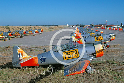T-6Forg 00003 North American T-6 Texan South African Air Force via AASS