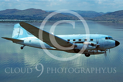 C-47Forg 00002 Douglas C-47 Skytrain South African Air Force via African Aviation Slide Service