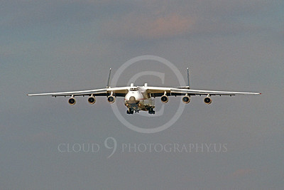 An-225 00008 Antonov An-225 Mriya Cossack by Peter J Mancus