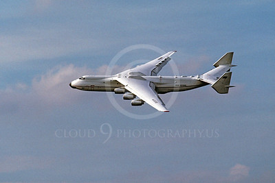 An-225 00010 Antonov An-225 Mriya Cossack by Peter J Mancus