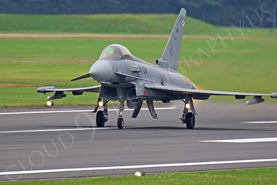 Eurofighter Typhoon 00023 Eurofighter Typhoon Spanish Air Force 11-08 by Peter J Mancus