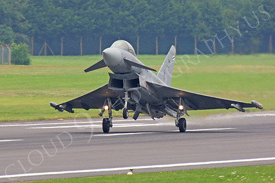 Eurofighter Typhoon 00046 Eurofighter Typhoon Spanish Air Force by Peter J Mancus