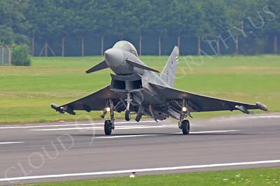 Eurofighter Typhoon 00046 Eurofighter Typhoon Spanish Air Force by Peter J Mancus