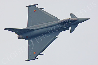 Eurofighter Typhoon 00044 Eurofighter Typhoon Spanish Air Force 11-08 by Peter J Mancus
