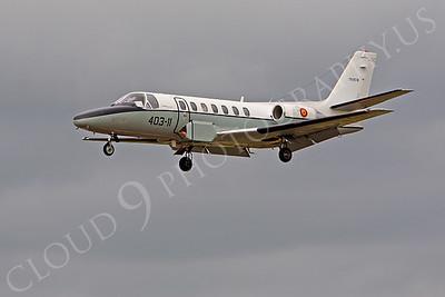 Cessena Citation X 00006 Cessena Citation X Spanish Air Force TR20-01 by Peter J Mancus