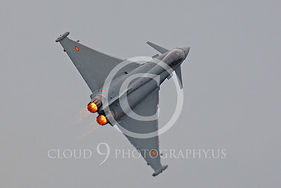 AB-Typ 00002 Eurofighter Typhoon Spanish Air Force by Peter J Mancus
