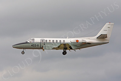 Cessena Citation X 00008 Cessena Citation X Spanish Air Force TR20-01 by Peter J Mancus