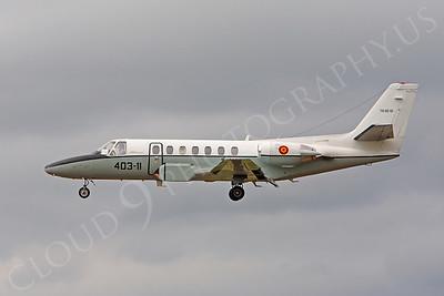 Cessena Citation X 00008 Cessena Citation X Spanish Air Force TR20-01 by Peter J Mancus