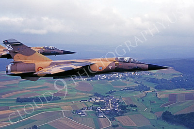 Dassault Mirage F-1 00002 Dassault Mirage F-1  Spanish Air Force by Wilfried Zetsche