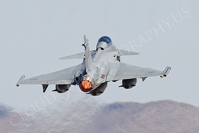 AB-Gripen 00002 SAAB JAS 39 Gripen Swedish Air Force by Peter J Mancus