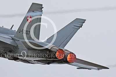 AB-F-18FORG 00022 McDonnell Douglas F-18 Hornet Swiss Air Force by Peter J Mancus