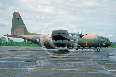 C-130Forg 00023 Lockheed C-130 Hercules Taiwainese Air Force August 1996 via African Aviation Slide Service