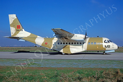 CASA C-295M 00003 CASA C-295M Tunisian Air Force CNA-MB November 2001 via African Aviation Slide Service