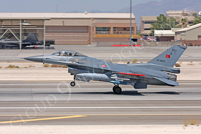 F-16FORG 00007 Lockheed Martin F-16 Turkish Air Force 91-0012 by Carl E Porter
