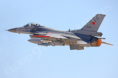F-16FORG 00020 Lockheed Martin F-16 Turkish Air Force 91-0012 by Peter J Mancus