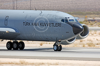 CUNMJ 00033 Boeing KC-135 Stratotanker Turkish Air Force Nellis AFB by Peter J Mancus