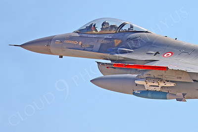 CUNMJ 00078 Lockheed Martin F-16 Turkish Air Force 91-0012 by Peter J Mancus