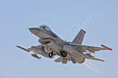 F-16FORG 00022 Lockheed Martin F-16 Turkish Air Force 91-0012 by Carl E Porter