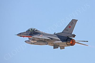 AB-F-16FORG 00044 Lockheed Martin F-16 Turkish Air Force 89-0031 by Peter J Mancus