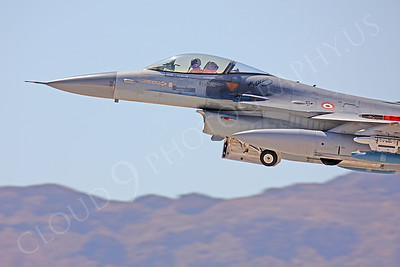 CUNMJ 00144 Lockheed Martin F-16 Turkish Air Force by Peter J Mancus