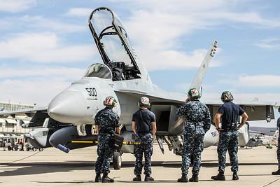 EA-18G Growler XE-500 '166855' VX-9 'Vampires'