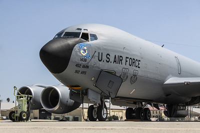 KC-135 Stratotanker '57-1438' SAC Good Times