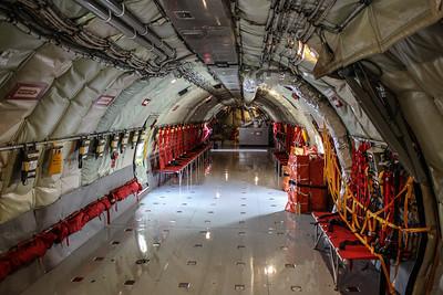 KC-135 Stratotanker Interior '57-1459'
