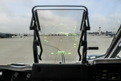 C-17 Head Up Display (HUD) '05-5140'
