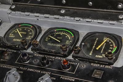 KC-135 Stratotanker Boomer Dials