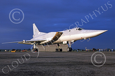 Tu-22M 00013 A static Tupolev Tu-22M Backfire jet bomber Ukranian Air Force military airplane picture by Paul Bradley