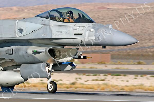 F-16E 00041 Lockheed Martin F-16E Desert Falcon United Arab Emirates Air Force UAEAF 003029 Nellis AFB by Carl E Porter