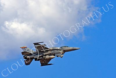 F-16E 00012 Lockheed Martin F-16E Desert Falcon United Arab Emirates Air Force UAEF 3029 Nellis AFB by Peter J Mancus