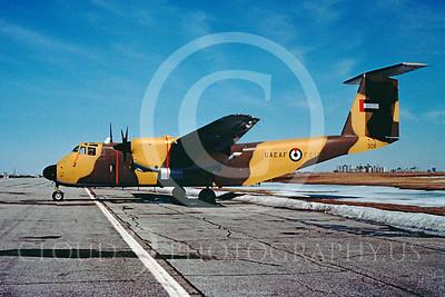 C-7Forg 00001 de Havilland C-7 Caribou United Arab Emirates Air Force UAEAF by Peter J Mancus
