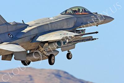 F-16E 00014 Lockheed Martin F-16E Desert Falcon United Arab Emirates Air Force UAEF Nellis AFB by Peter J Mancus