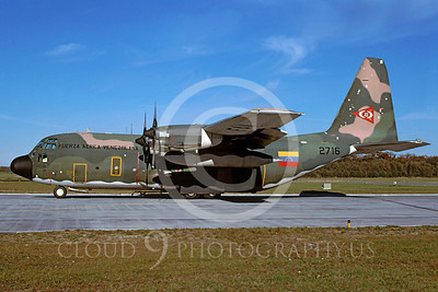 C-130Forg 00031 Lockheed C-130 Hercules Venezuelan Air Force November 1997 by Peter J Mancus
