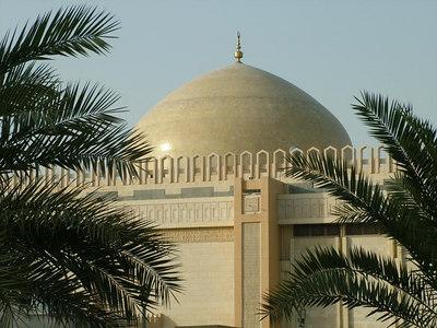 Grand Mosque MWR trip