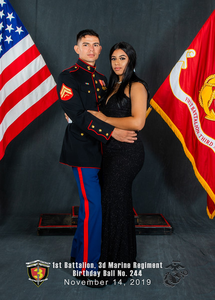 H08A5976-Lava Dogs-1st Battalion 3rd Marines-Birthday Ball No 244-November 2019-Edit