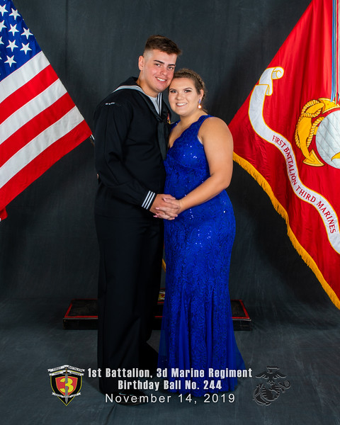 H08A5800-Lava Dogs-1st Battalion 3rd Marines-Birthday Ball No 244-November 2019-Edit