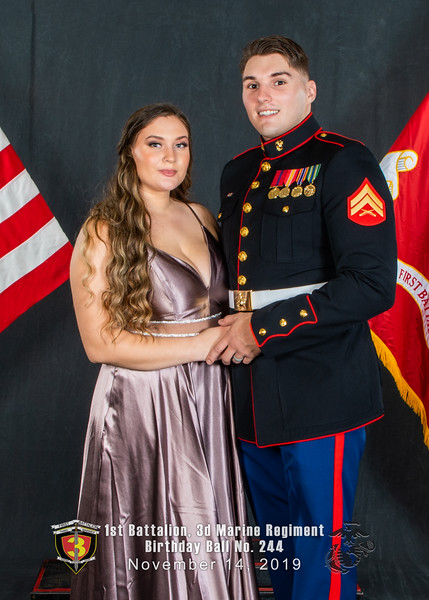 H08A5764-Lava Dogs-1st Battalion 3rd Marines-Birthday Ball No 244-November 2019-Edit-2