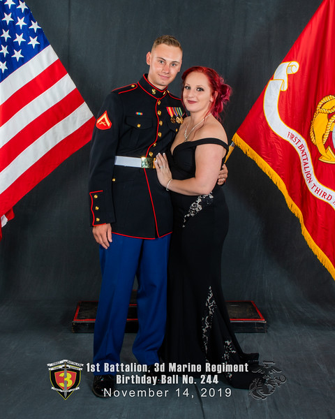H08A5807-Lava Dogs-1st Battalion 3rd Marines-Birthday Ball No 244-November 2019-Edit