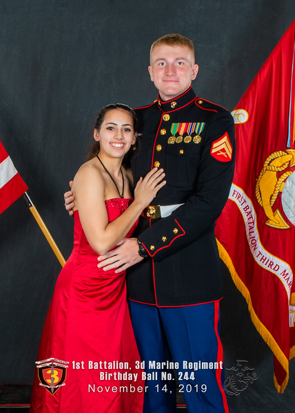 H08A6007-Lava Dogs-1st Battalion 3rd Marines-Birthday Ball No 244-November 2019-Edit