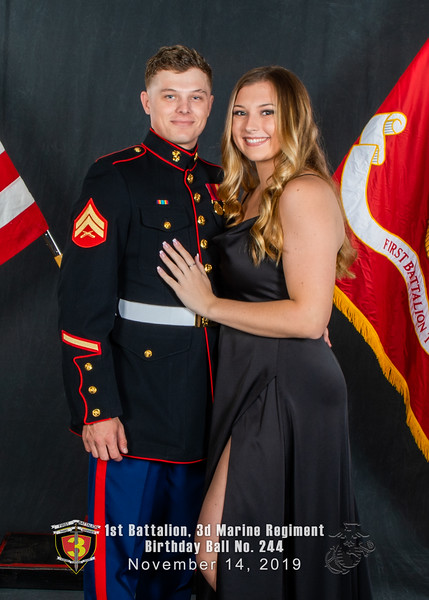 H08A5815-Lava Dogs-1st Battalion 3rd Marines-Birthday Ball No 244-November 2019-Edit-2