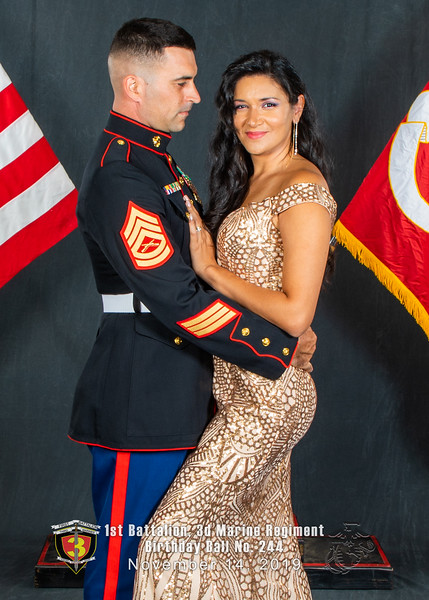 H08A5706-Lava Dogs-1st Battalion 3rd Marines-Birthday Ball No 244-November 2019-2